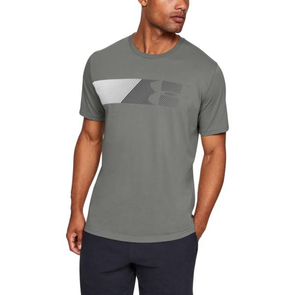 Under Armour Men's Fast Left Chest Logo Graphic T-Shirt (Regular and Big & Tall) product image