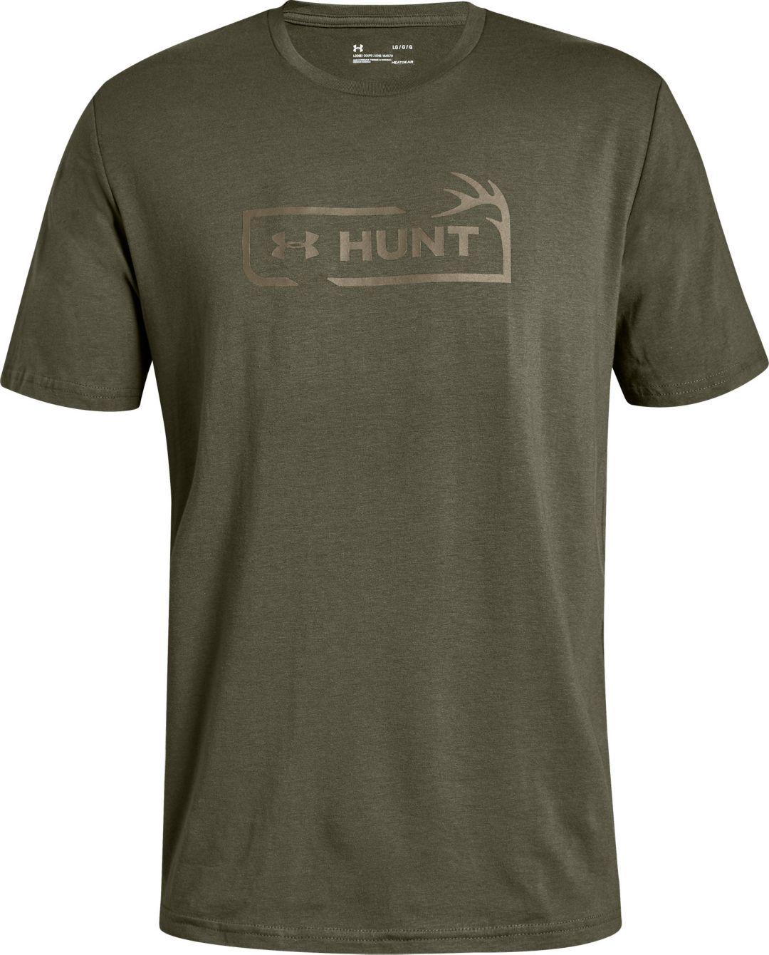 980f1b8bf Under Armour Men's Hunt Icon Short Sleeve T-Shirt. noImageFound. Previous