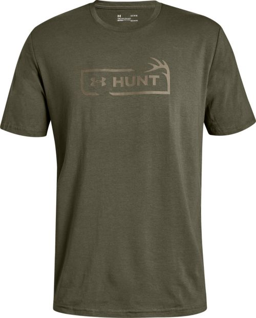 14b51252dfc6 Under Armour Men's Hunt Icon Short Sleeve T-Shirt | DICK'S Sporting ...