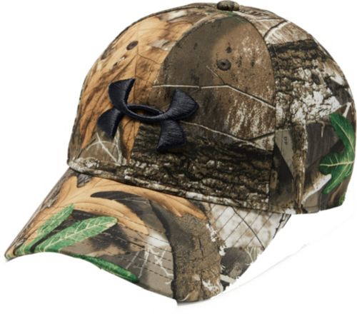 8a64cbab247 Under Armour Men s Camo Stretch Fit Hat