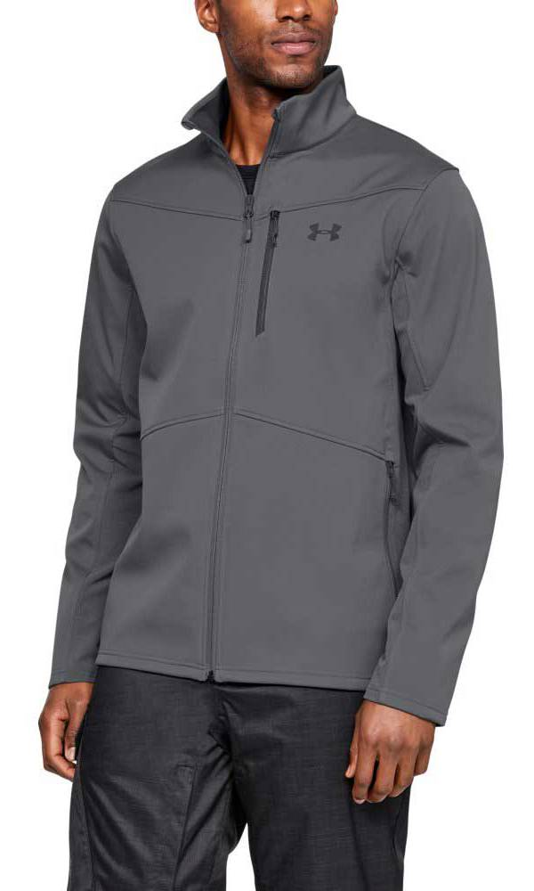 Under Armour Men's Softshell Jacket (Regular and Big & Tall) product image