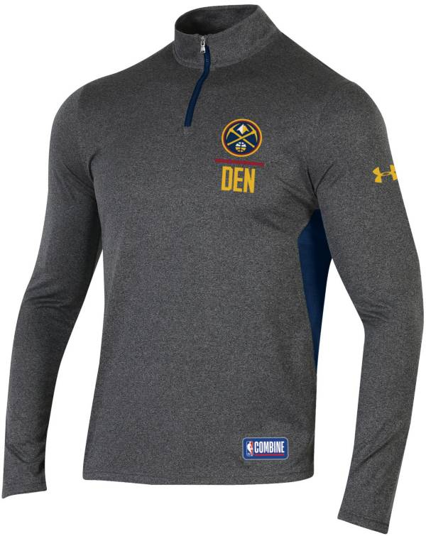Under Armour Men's Denver Nuggets Quarter-Zip Pullover product image