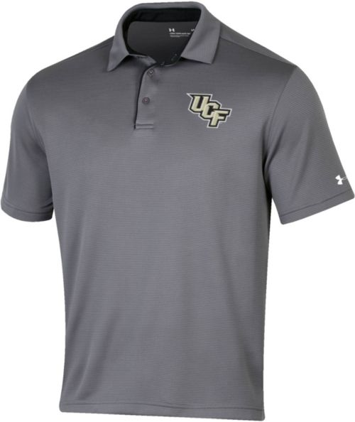 9e8176dd Under Armour Men's UCF Knights Grey Tech Polo | DICK'S Sporting Goods