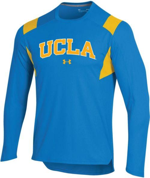 69135a0bd209 Under Armour Men s UCLA Bruins True Blue Long Sleeve Shooter T-Shirt.  noImageFound. Previous. 1