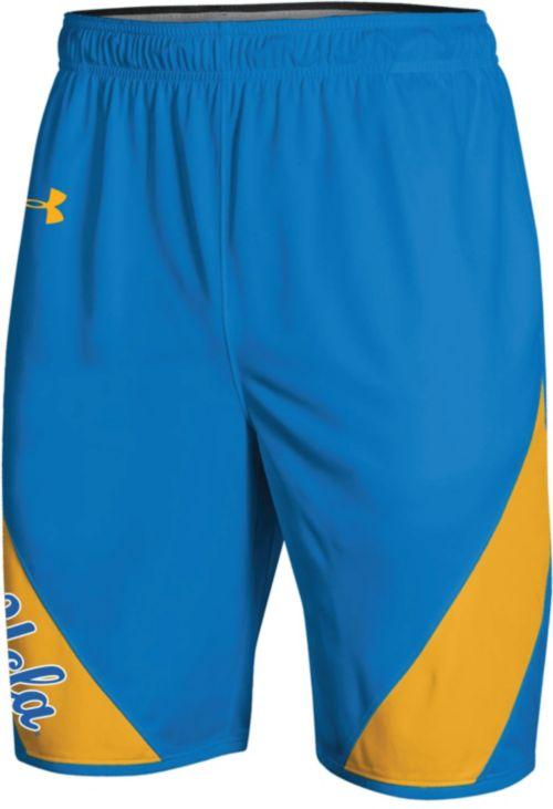 d66871ce1582 Under Armour Men s UCLA Bruins True Blue Replica Basketball Shorts.  noImageFound. Previous. 1
