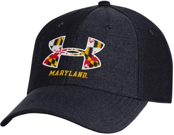 Under Armour Men's Maryland Terrapins 'Maryland Pride' Black Hat product image
