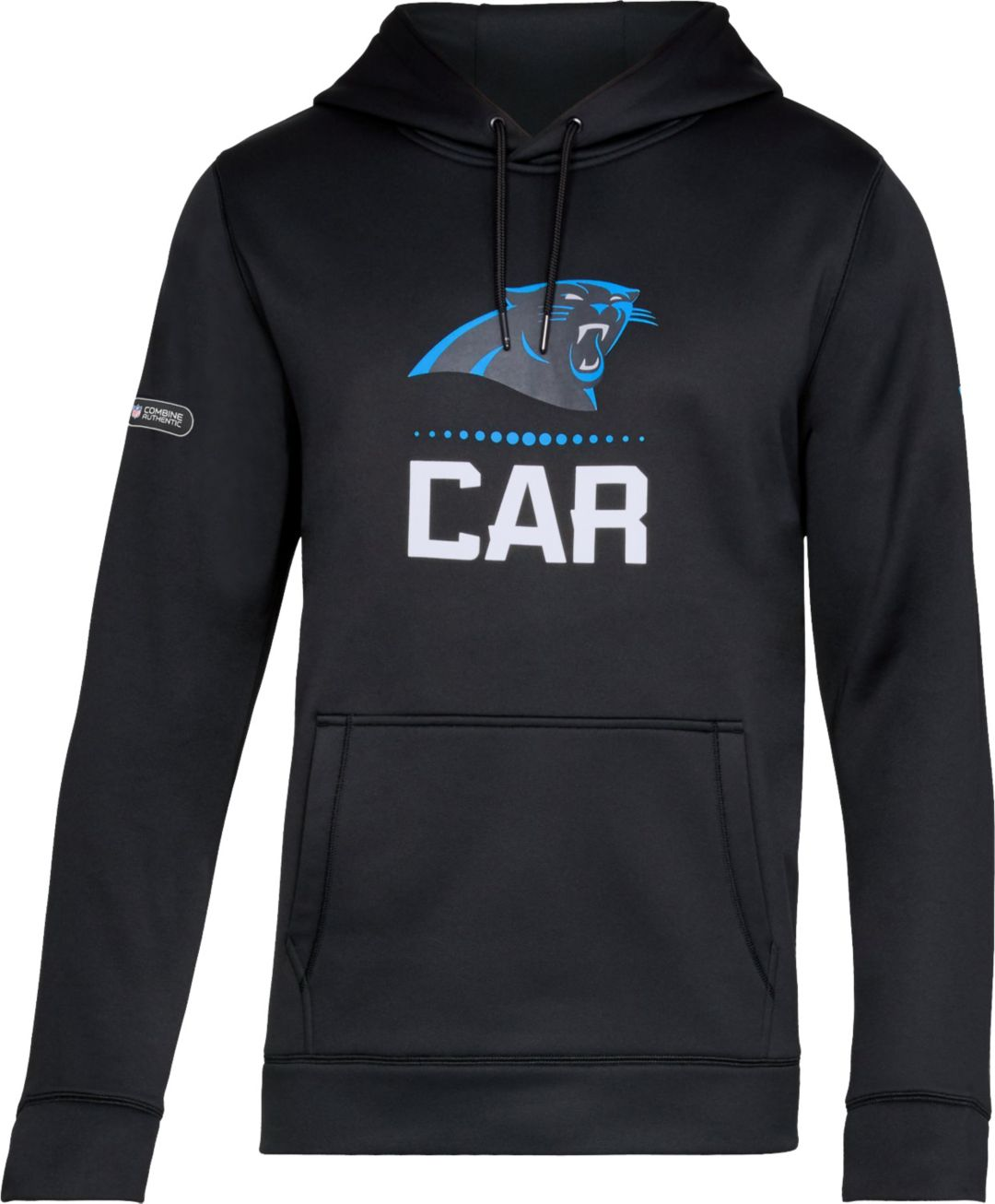New Under Armour NFL Combine Authentic Men's Carolina Panthers Lockup  hot sale