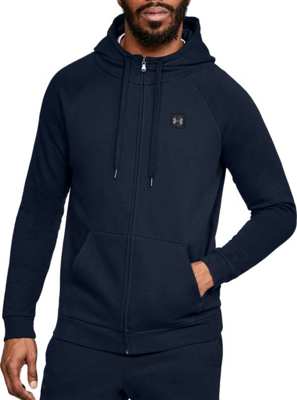 Under Armour Men's Rival Fleece Full Zip Hoodie product image