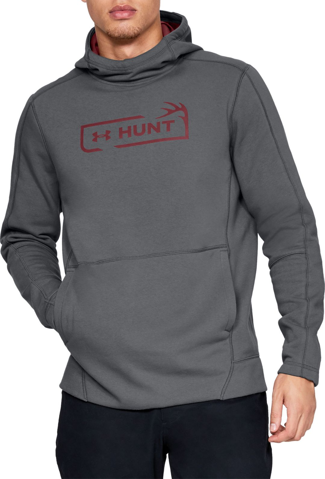 0bf4b3e6 Under Armour Men's Rival Fleece Hunt Icon Hoodie. noImageFound. Previous