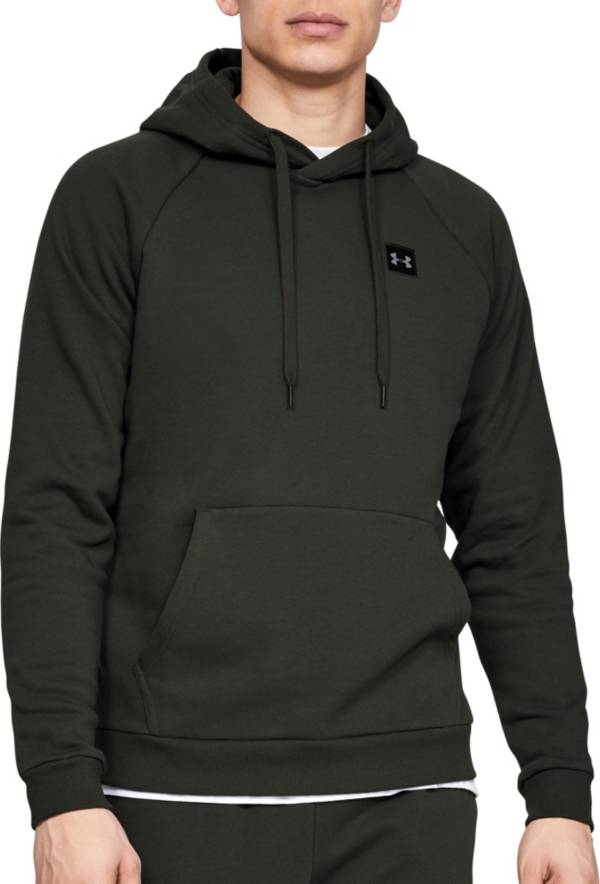 Under Armour Men's Rival Fleece Hoodie (Regular and Big & Tall) product image