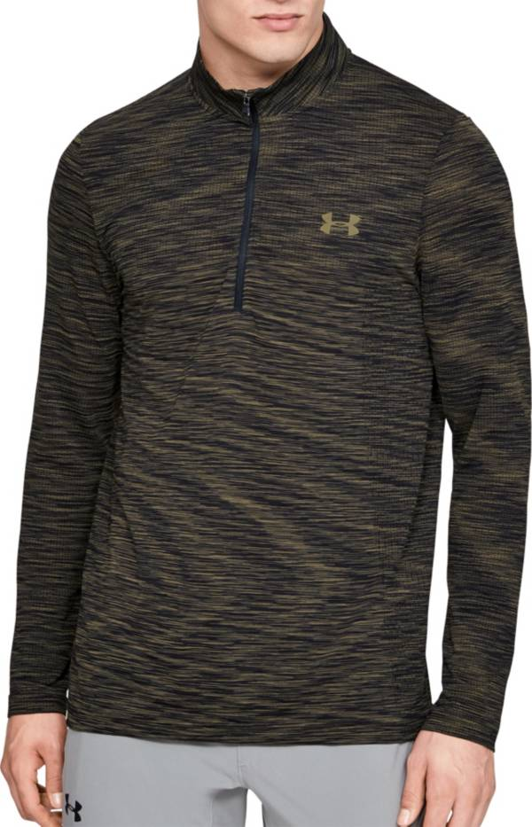 Under Armour Men's Siphon ½ Zip Long Sleeve Shirt (Regular and Big & Tall) product image