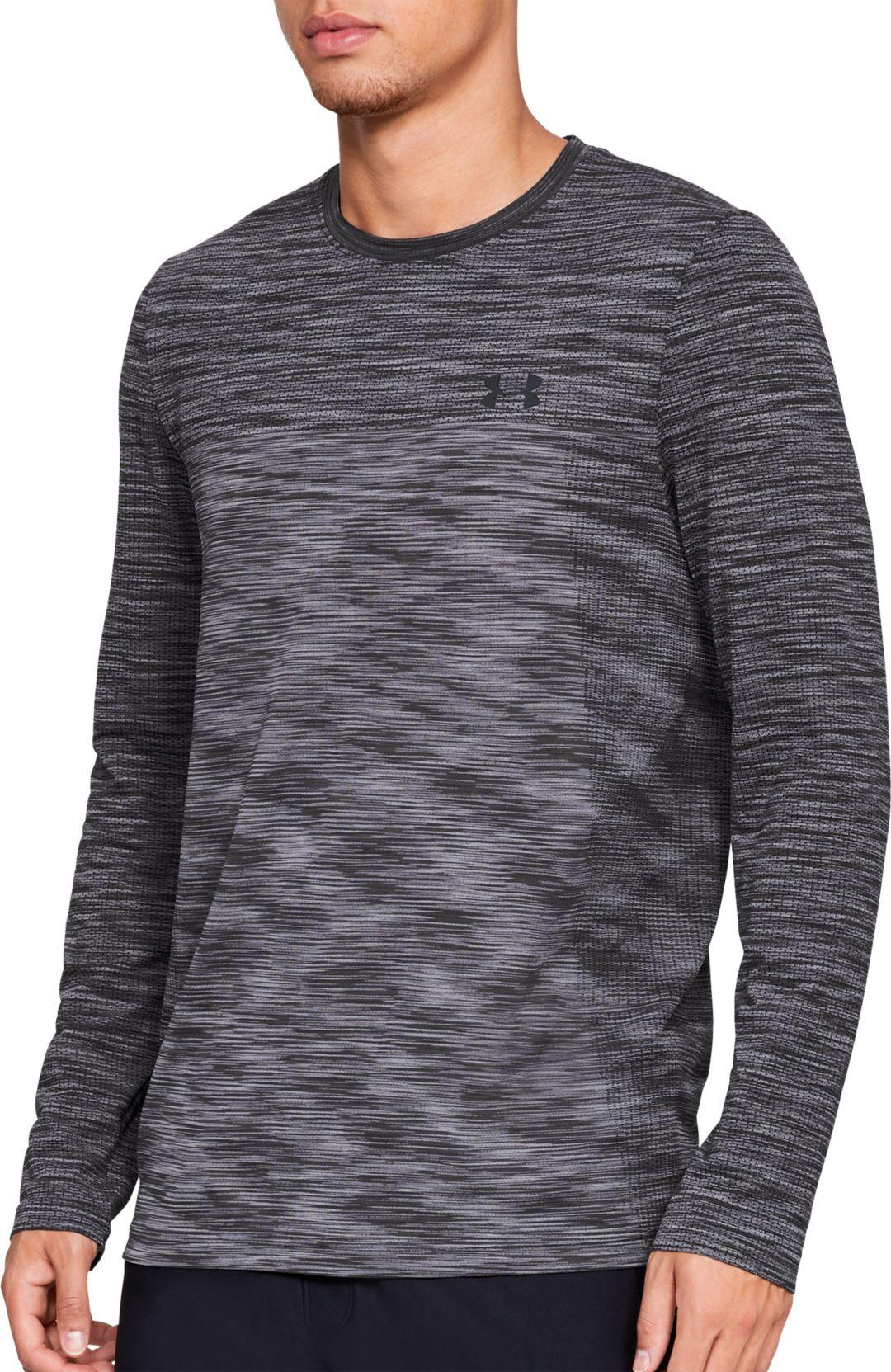 625c341a44 Under Armour Men's Vanish Seamless Long Sleeve Shirt