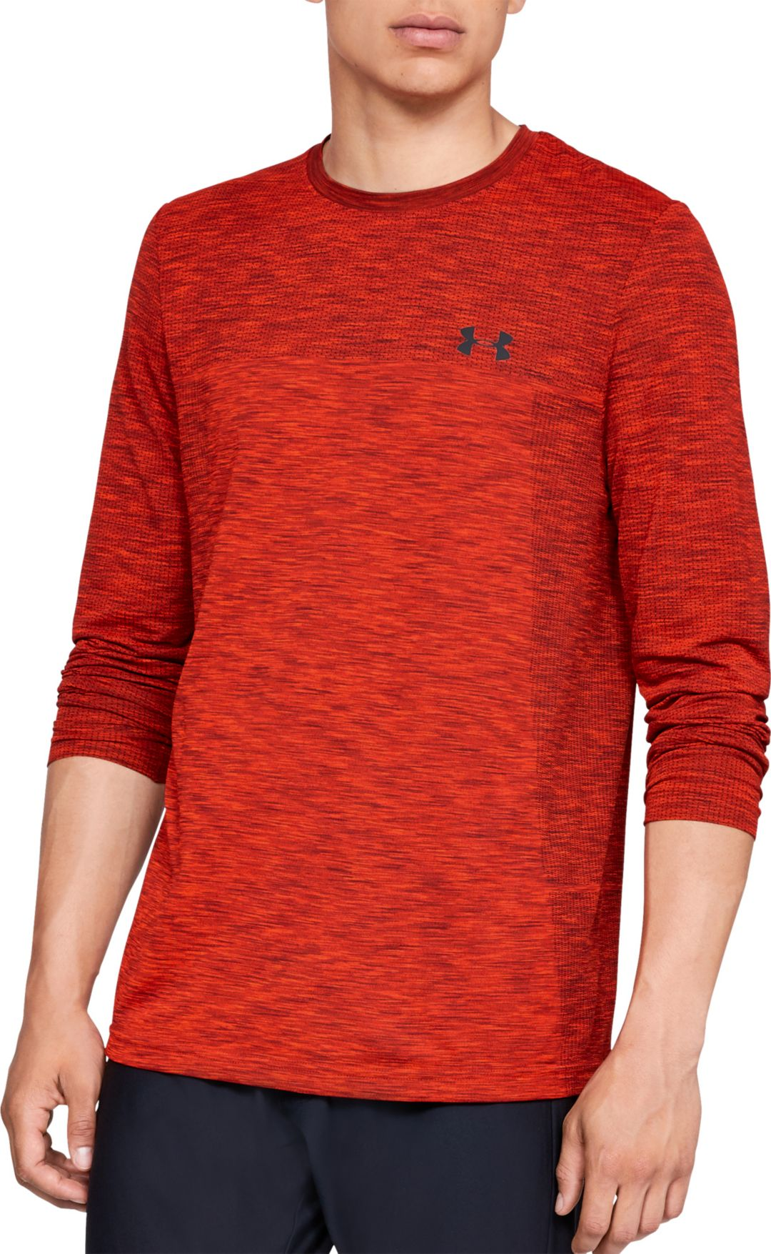 7be1db315 Under Armour Men's Vanish Seamless Long Sleeve Shirt. noImageFound.  Previous. 1