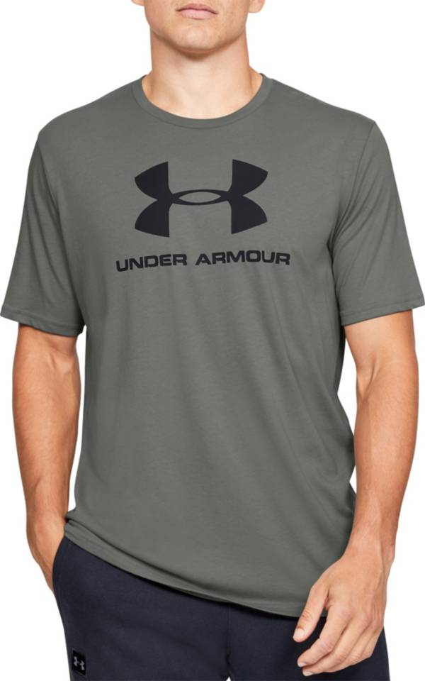 Under Armour Men's Sportstyle Big Logo Graphic T-Shirt product image