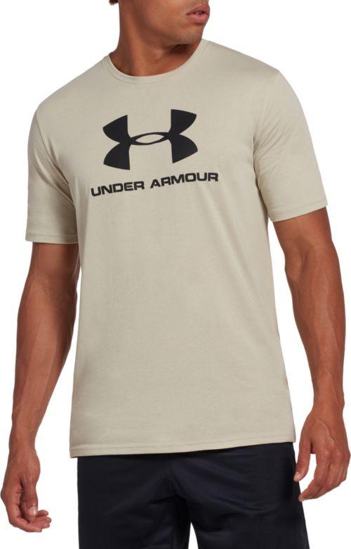 3a0a9f1f0 Under Armour Men's Sportstyle Big Logo Graphic T-Shirt. noImageFound.  Previous