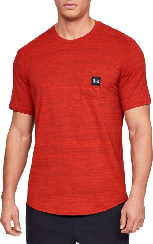 14d6daa4 Under Armour Men's Sportstyle Pocket T-Shirt | DICK'S Sporting Goods