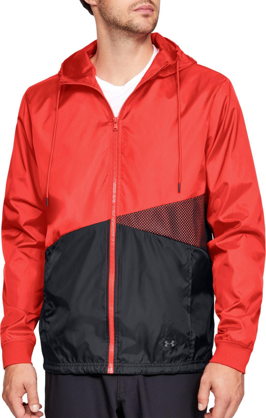 28096aaf6 Under Armour Men's Sportstyle Windbreaker Jacket. noImageFound. Previous