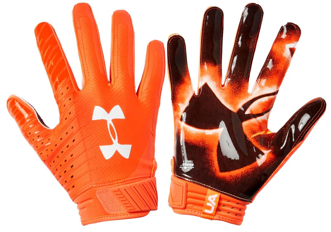 cf98bf7b3ffde Under Armour Spotlight LE NFL Receiver Gloves | DICK'S Sporting Goods
