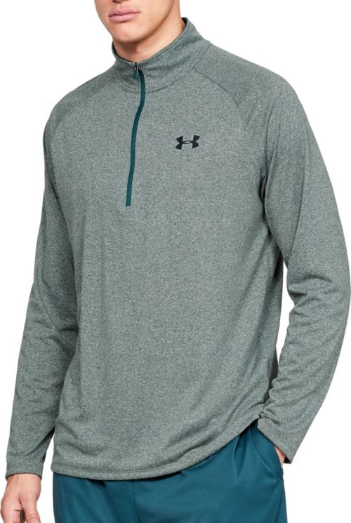 9e8108e61 Under Armour Men s Tech ½ Zip Long Sleeve Shirt. noImageFound. Previous