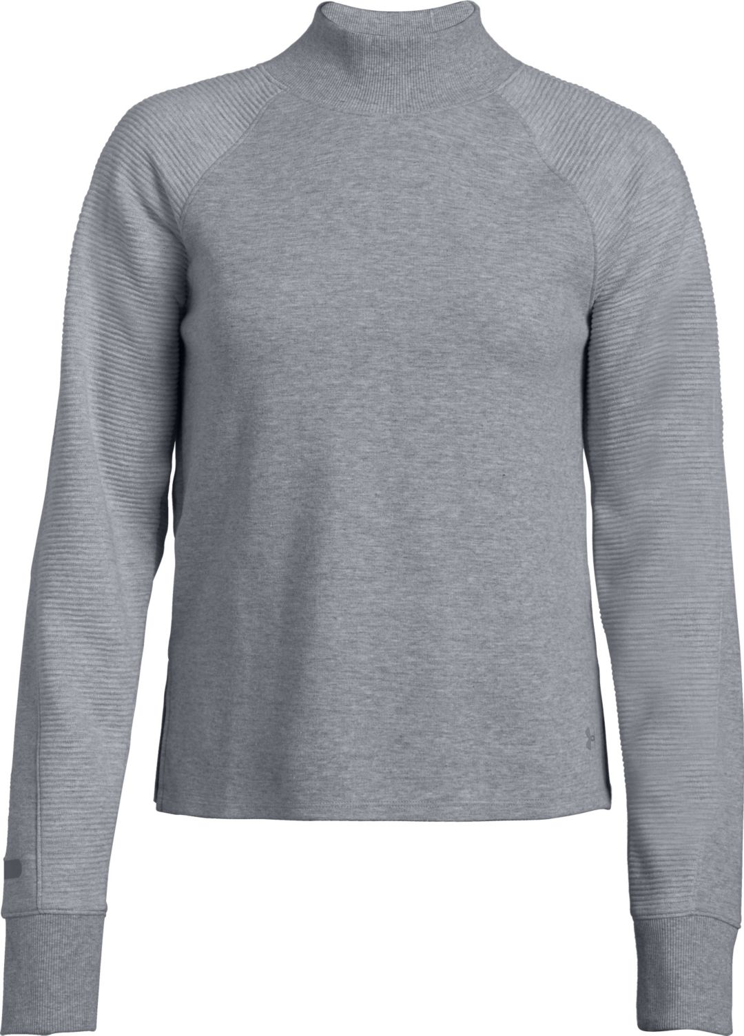 d7843f70 Under Armour Women's Unstoppable Double Knit Mock Neck Long Sleeve Shirt.  noImageFound. Previous