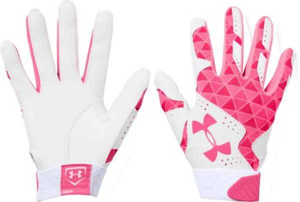 Under Armour Women's Radar Softball Batting Gloves product image