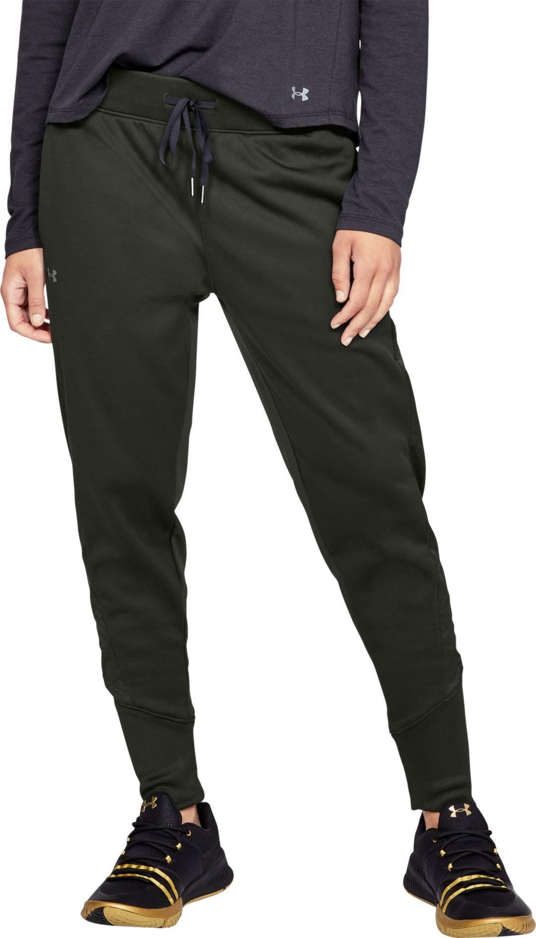 e38056dc9d03e Under Armour Women's Armour Fleece Jogger Pants | DICK'S Sporting Goods