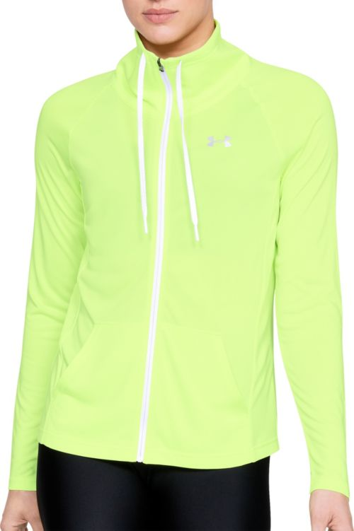 cbed4229 Under Armour Women's Tech Twist Full Zip Sweatshirt. noImageFound.  Previous. 1