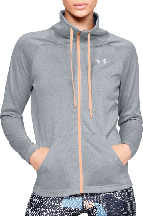 Under Armour Women s Tech Full Zip Sweatshirt. noImageFound. Previous 092eb259fa