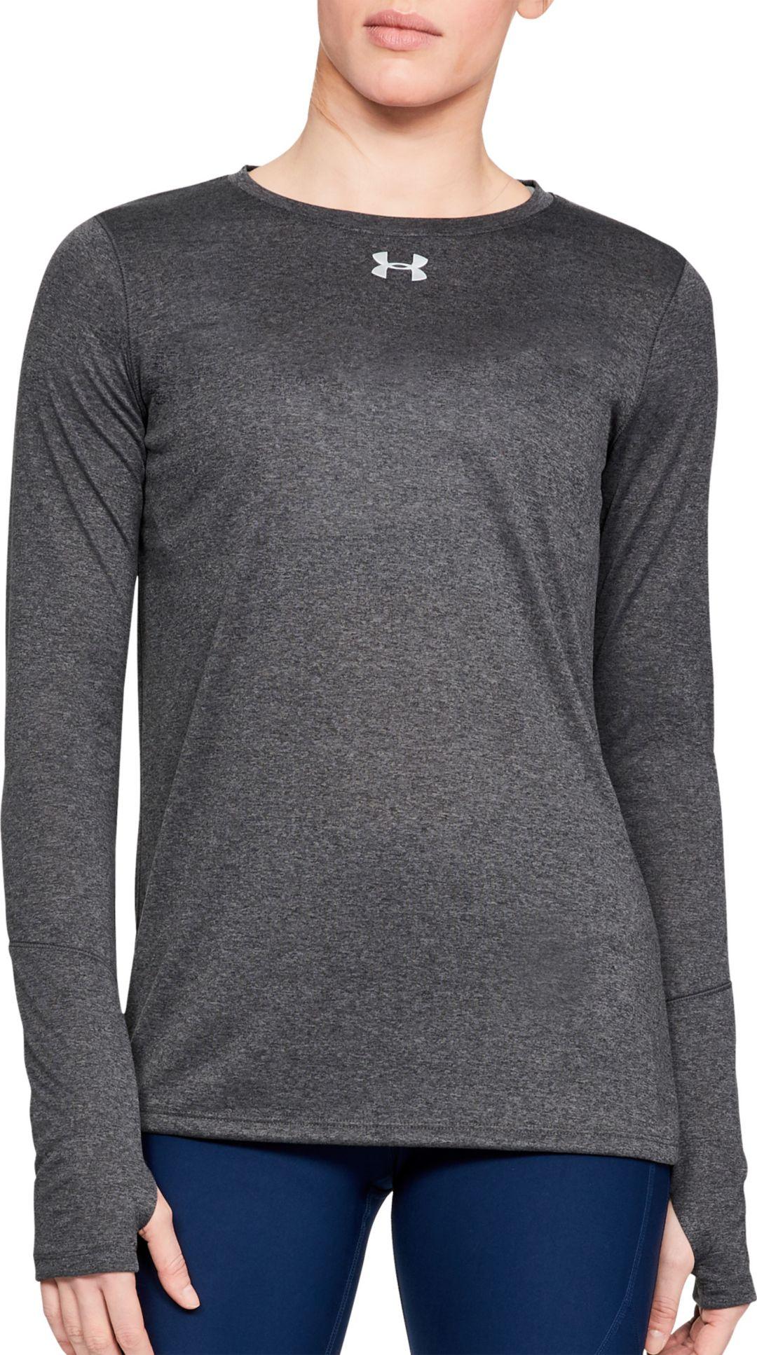 77f793027e551f Under Armour Women's Locker 2.0 Long Sleeve Shirt   DICK'S Sporting ...