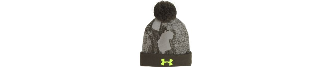 511be6b0e Under Armour Youth Pom UPD Beanie