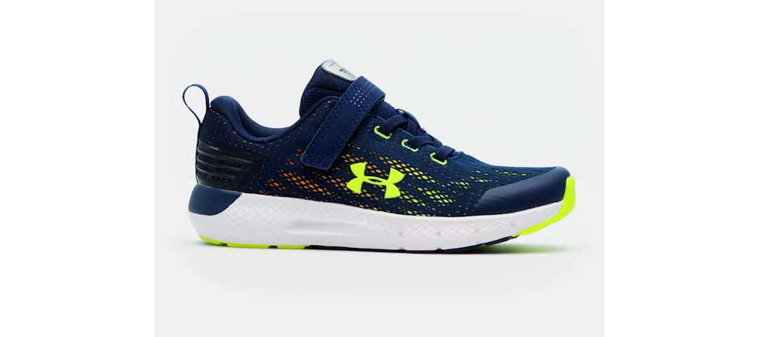 457a13f1f0 Under Armour Kids' Preschool Charged Rogue Shoes