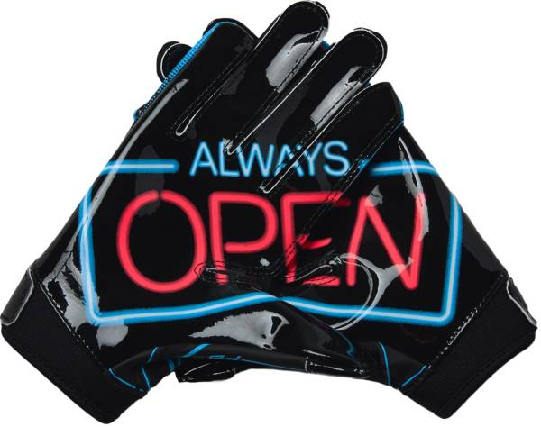 Under Armour Youth F6 Limited Edition Football Receiver Gloves product image
