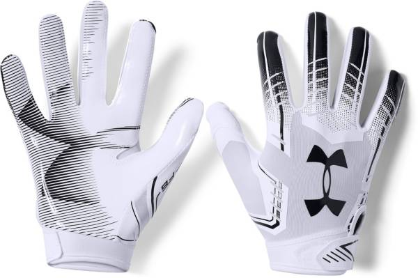Under Armour Youth F6 Receiver Gloves product image
