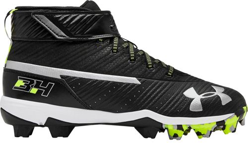 best sneakers bb5f8 c8561 Under Armour Kids  Harper 3 Mid Baseball Cleats   DICK S Sporting Goods