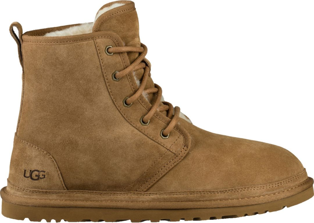 9bf013e222a UGG Men's Harkley Sheepskin Boots