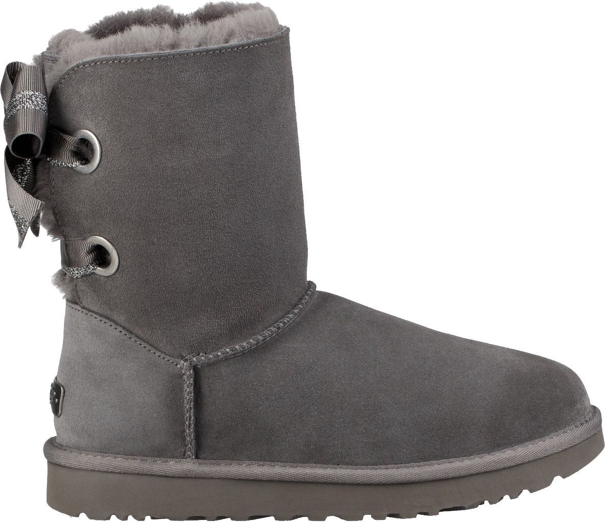 ugg women s customizable bailey bow short casual boots dick s rh dickssportinggoods com
