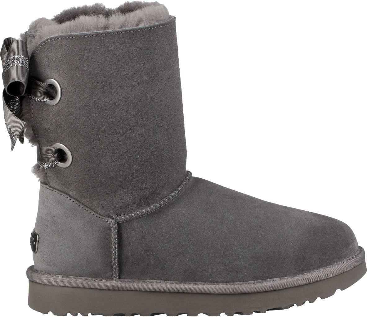 ugg women s customizable bailey bow short casual boots dick s rh dickssportinggoods com