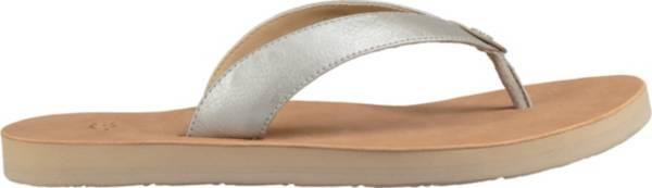 UGG Women's Tawney Metallic Flip Flops product image