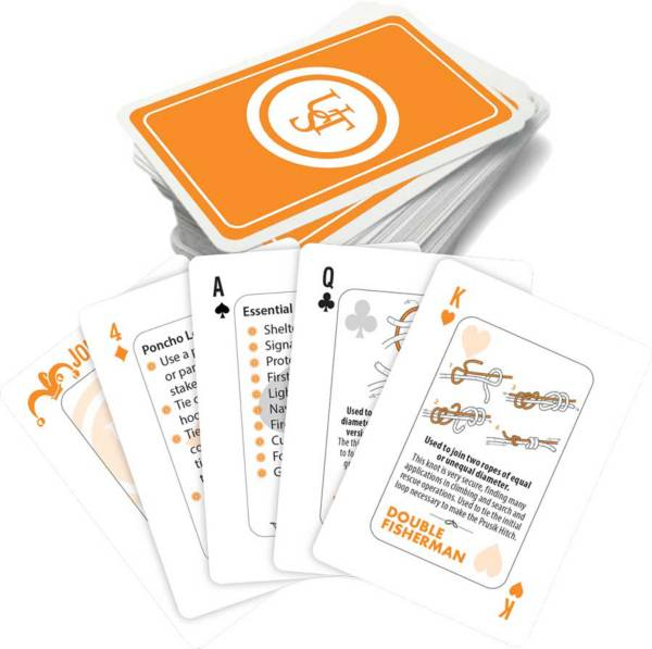 UST Survival Tips Playing Cards product image