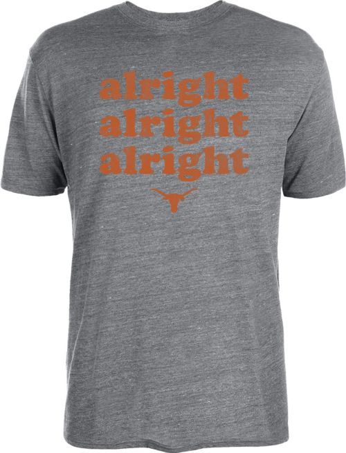University Of Texas Authentic Apparel Men S Texas Longhorns Grey