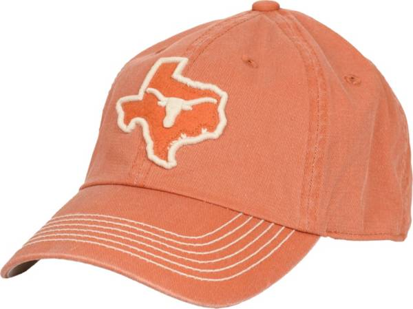 University of Texas Authentic Apparel Men's Texas Longhorns Burnt Orange Vega Adjustable Hat product image