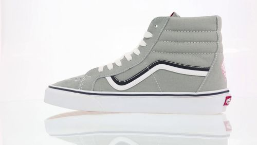 d00706cd6e1f69 Vans Men s SK8-Hi Reissue MLB Yankees Shoes