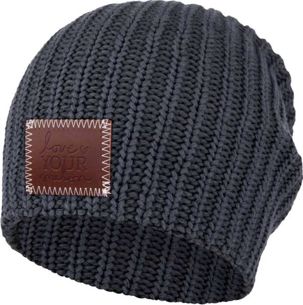 Love Your Melon Women's Dark Charcoal Beanie product image