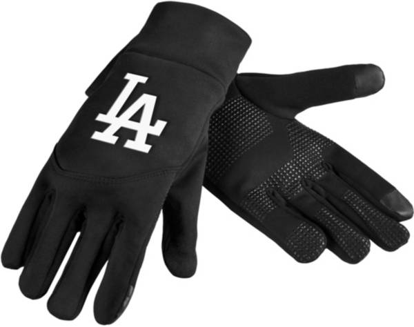 FOCO Los Angeles Dodgers Neoprene Texting Gloves product image