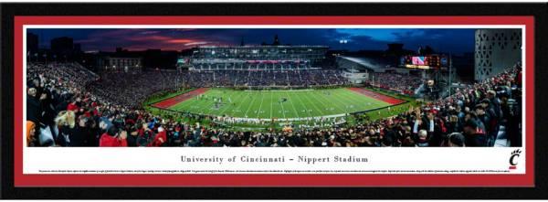 Blakeway Panoramas Cincinnati Bearcats Framed Panorama Poster product image