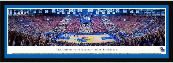 Blakeway Panoramas Kansas Jayhawks Framed Panorama Poster product image