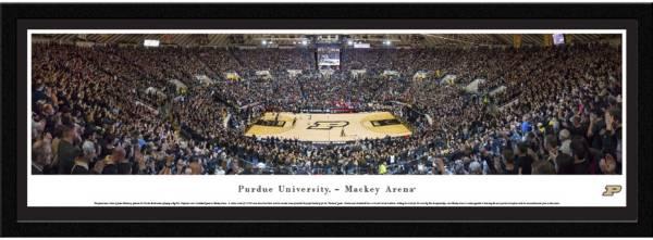 Blakeway Panoramas Purdue Boilermakers Framed Panorama Poster product image