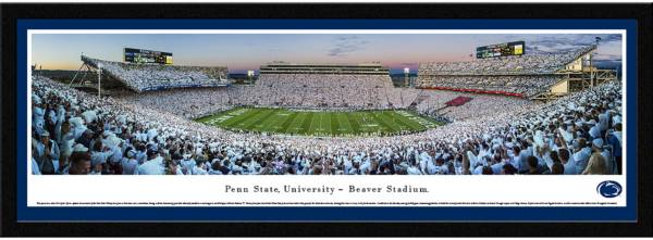 Blakeway Panoramas Penn State Nittany Lions Framed Panorama Poster product image