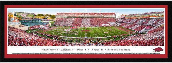 Blakeway Panoramas Arkansas Razorbacks Framed Panorama Poster product image