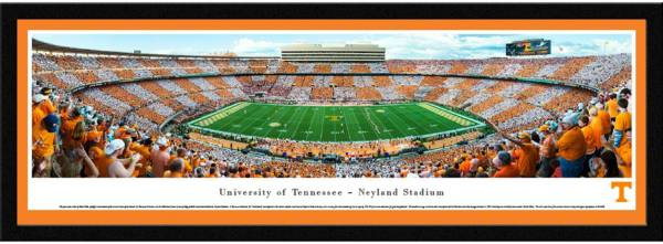 Blakeway Panoramas Tennessee Volunteers Framed Panorama Poster product image